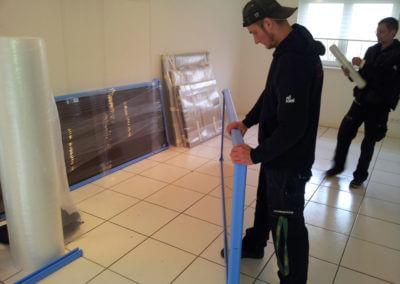 Umzugsunternehmen Sonderleistungen Einpackarbeiten